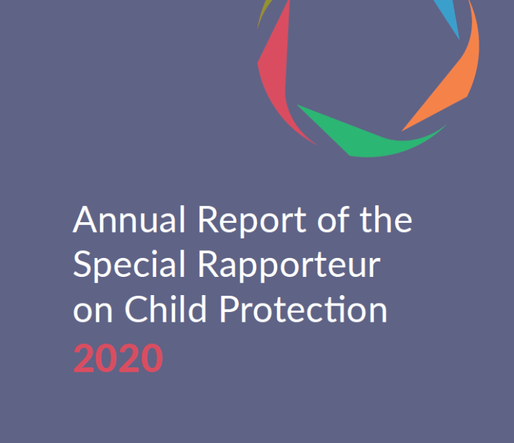 One in Four welcomes publication of Special Rapporteur on Child Protections Report